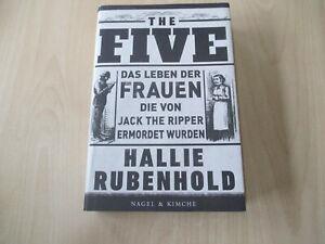 Rubenhold THE FIVE Das Leben der Frauen die von Jack the Ripper ermordet wurden