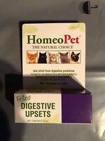 Homeopet Feline Cat Digestive Upsets, 15 ML Bottle