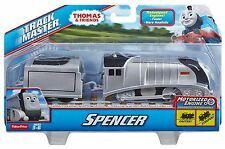 Thomas & Friends - Trackmaster Motorized Spencer Engine - Fisher-Price Brand New