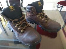 Timberland Men's Mid Waterproof Ankle Boot US 9 - Dark Brown