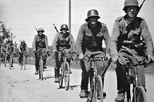 WW2 - Finlande - Section cycliste
