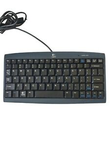 Logitech 867199-0100 NetPlay Keyboard Y-UC29 Black Keyboard Sony Playstation PS2