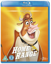 Home On the Range Blu-Ray (2015) Will Finn cert U ***NEW*** Fast and FREE P & P