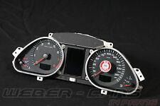 Audi A6 4F 280 KMH Tacho Kombiinstrument 4F0920900R 4F0910900A Cluster MFA