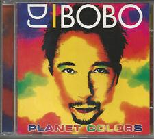 DJ BOBO-IRENE CARA - planet colors  - CD - BUONE CONDIZIONI