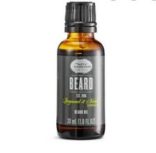 The Art of Shaving beard oil Bergamot & Neroli 30ml/1 fl oz new in box