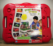 DISNEY Imagicademy Storymation Studio Stop Motion Movie Kit Toy Playset Game