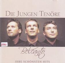 Die Jungen Tenöre + CD + Belcanto + Ihre schönsten Hits + 14 tolle Songs + NEU +