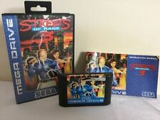 Sega Mega Drive Fighting PAL Video Games