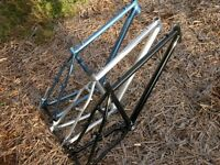 "MTB Mountain bike frame aluminium 26"" Hardtail 14""-22"" available three colours"