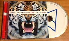 THIRTY SECONDS TO MARS / THIS IS WAR - CD (EU 2009) NEAR MINT
