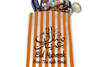 Eid Mubarak personalised sweet bags 5x7 inch Printed Party Bags Ramadan