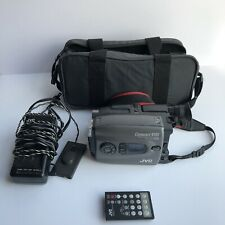 JVC GR-AX900 Camcorder W/ Case Remote And Power Adapter/Charger