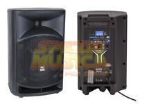 PROEL WAVE10A CASSA ATTIVA AMPLIFICATA CON LETTORE USB MP3 BLUETOOTH KARAOKE