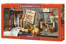 Puzzle 4000 Teile  VintageRed and Italian Treasure 400324