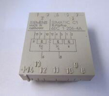 Siemens - 6ec1206-4a - SIMATIC c1-JK chancla - 6ec1 206-4a