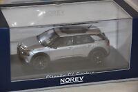 NOREV 155476 - Citroen C4 Cactus 2018 Aluminium Grey & Black deco  1/43
