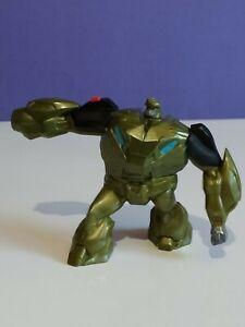 "2013 Mcdonalds Happy Meal Bulkhead Transformers Prime 4"" Figure loose"