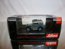 SCHUCO 2381 BMW DIXI VAN - TEILE IM EILE - GREY + BLACK  1:43 - EXCELLENT IN BOX