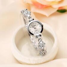 Elegant Ladies Stainless Steel Wrist Watch