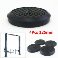 4Pcs Car Lift Accessories Rubber Arm Pads Lift Pad 125mm For Auto Truck Hoist