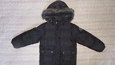Manteau blouson doudoune noir Petit Bateau 6 Ans  114 cm