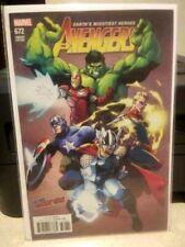 Avengers #672 Nm Nycc Variant Marvel Comics Htf