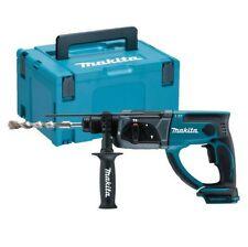 Makita DHR202ZJ 18V Rotary SDS Hammer Drill complete with Makita Mak Pac Case