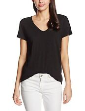 New Look Short Sleeve V Neck Tops & Shirts for Women