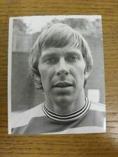 1972/1973 Press Photograph: Arnold Muhren, Approx 4x5 Inches [Black & White Orig
