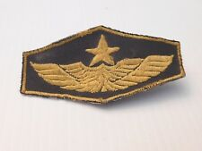CLOTH AVIATOR'S / PILOT FLYING BADGE