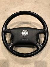 Mk4 Vw Leather Wrap Steering Wheel & Airbag MFA Equipped Golf Jetta GLS TDI VR6