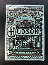 Theory11 Hudson Premium Playing Cards