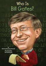 Who Is Bill Gates? Who Was?