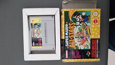 Super Mario All Stars Super Nintendo - ***IN BOX*** - PAL version