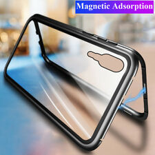 360° Full Cover Magnetic Adsorption Case for Huawei P Smart 2019/Mate20 Pro Skin
