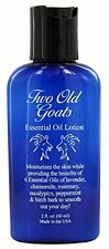 Two Old Goats Essential Oil Lotion 2oz Each