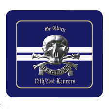 17th/21st Lancers - Personalised Mouse Mat