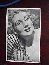 Vintage Movie Photo Card Kwatta Ann Sothern LOOK