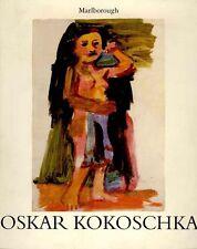 KOKOSCHKA Oskar, 1886-1980. A Selection of Important Works on Paper