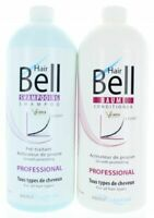 Hairbell Pro Shampoo & Conditioner (2x1000ml) Like Hair Jazz Hairplus