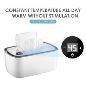 Baby Napkin Warmer Tissue Holder Heater Heating Case Warmies Cloth  Anti-slip