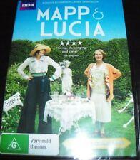 Mapp & And Lucia BBC (Australia Region 4) DVD – New