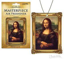 Masterpiece - Mona Lisa Air Freshener - Novelty Fun Gag Gift