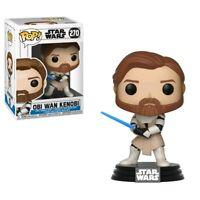 Star Wars: Clone Wars - Obi Wan Kenobi Pop! Vinyl-FUN31796