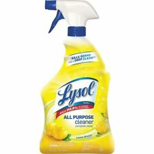 ʟʏꜱᴏʟ All Purpose Cleaner Complete Clean Spray Lemon Breeze - (6) 19oz Bottles