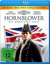 Hornblower - Die komplette Serie (2019, Blu-ray)