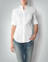 camicia donna Replay T shirt manica corta maglia maglietta W2737 tshirt bianco