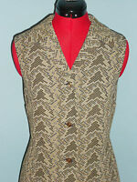 fab vintage 60s lerose snake print mod scooter dress