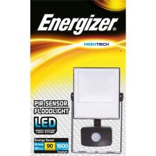 1 x Energizer LED Outdoor Floodlight Security Light PIR Motion Sensor 20W New